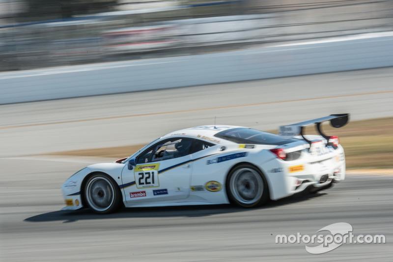 Danny Baker, Ferrari de Palm Beach