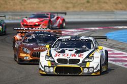 #98 Rowe Racing BMW M6: Tom Blomqvist, Bruno Spengler, Markus Palttala