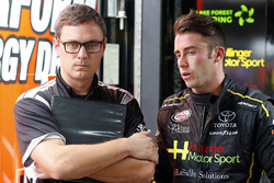 Christopher Gabehart and James Davison, Joe Gibbs Racing Toyota