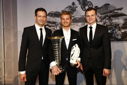 Sébastien Ogier, Nico Rosberg, Marc Lieb