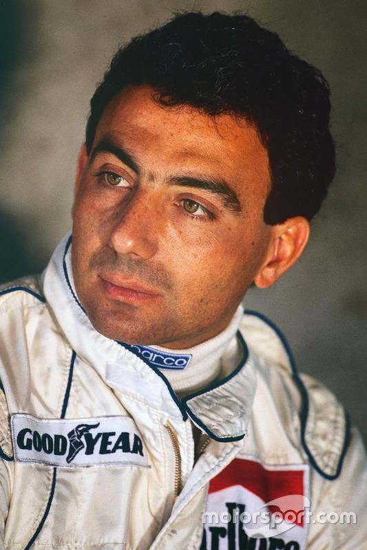 Мікеле Альборето, Tyrrell