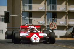 Niki Lauda, McLaren MP4B Ford