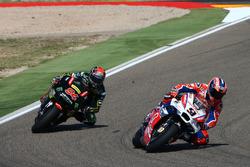 Danilo Petrucci, Pramac Racing, Jonas Folger, Monster Yamaha Tech 3