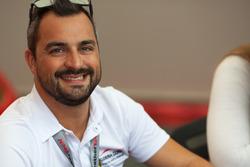 #63 Scuderia Corsa Ferrari 488 GT3: Alessandro Balzan