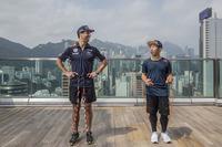 Campeón del mundo de salto de cuerda Timothy Ho Chu-ting, Daniel Ricciardo, Red Bull Racing