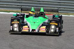 #26 BAR1 Motorsports, ORECA FLM09: Stefan Wilson, Nicholas Boulle