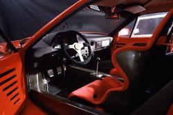 Ferrari F40 detay