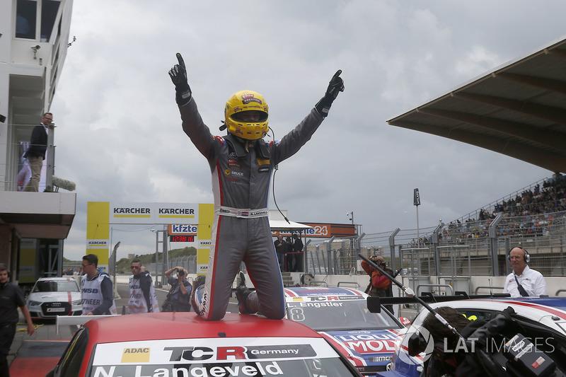 Sieger Niels Langeveld, Racing One, Audi RS3 LMS