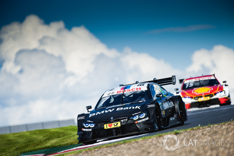 Bruno Spengler Bmw Team Rbm Bmw M4 Dtm At Moscow