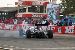 MRF Challenge champion Harrison Newey
