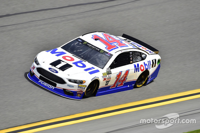 Клинт Боуйер, Stewart-Haas Racing, Ford