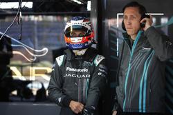 Митч Эванс, Jaguar Racing, Джеймс Баркли, менеджер Jaguar Racing