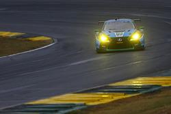 #15 3GT Racing Lexus RCF GT3: Джек Хоксворт, Скотт Пруетт, Остін Кідрік