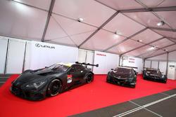 2017 GT500 cars