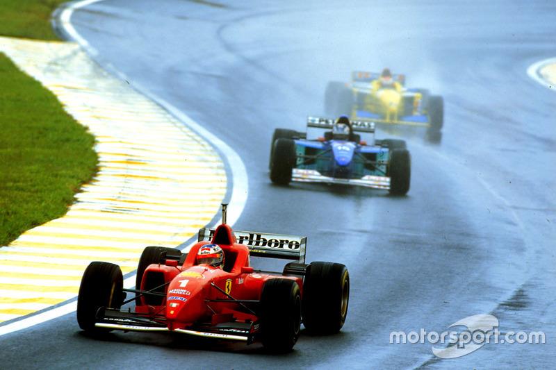 GP Brasilien 1996