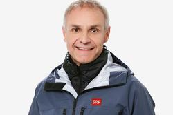 SRF, Michael Stäuble, F1 Kommentator