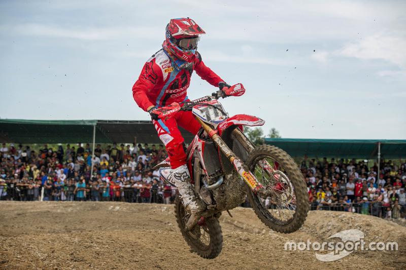 Evgeny Bobryshev, Team HRC MXGP