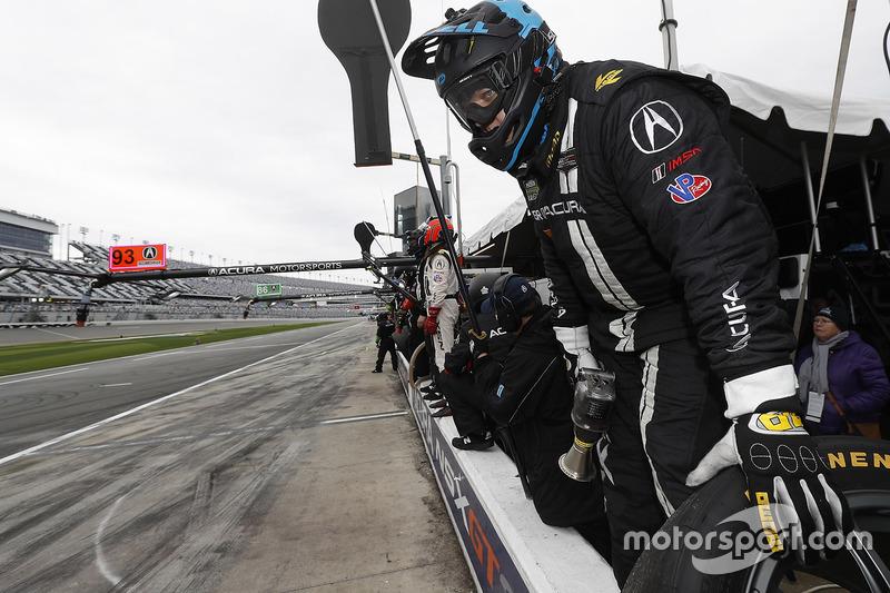 Michael Shank Racing, miembro del equipo