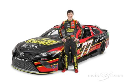 Furniture Row Racing announcement