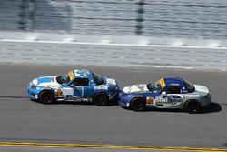 #27 Freedom Autosport Mazda MX-5: Robby Foley, Britt Casey Jr., #25 Freedom Autosport Mazda MX-5: Ch