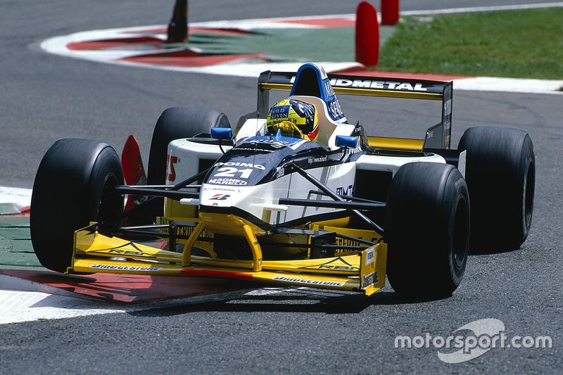 #21: Tarso Marques, Minardi M197