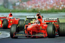 Міхаель Шумахер, Ferrari F310B