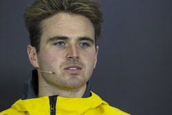 Press conference: Oliver Rowland, DAMS