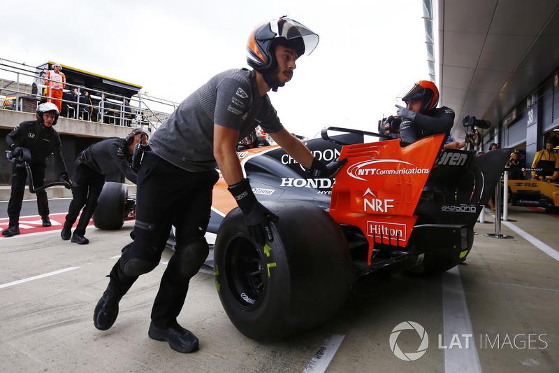 Фернандо Алонсо, McLaren MCL32