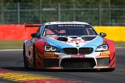 #36 Walkenhorst Motorsport BMW M6 GT3: Henry Walkenhorst, David Schiwietz, Ralf Oeverhaus