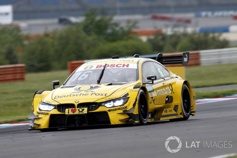 15. Timo Glock, BMW Team RMG, BMW M4 DTM