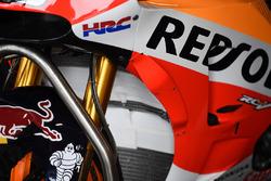Dani Pedrosa Repsol Honda Team bike, fairing