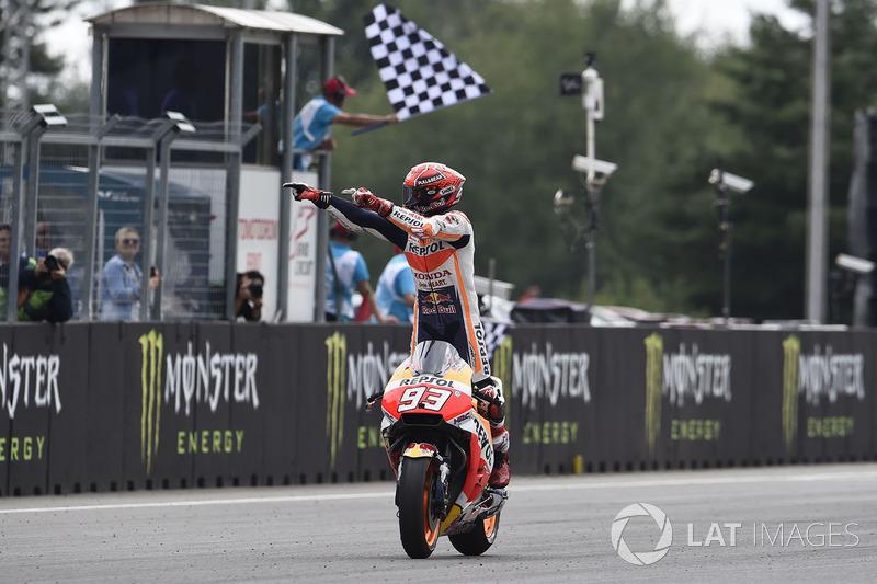 2. Gran Premio de la República Checa 2017: Marc Márquez, Repsol Honda Team