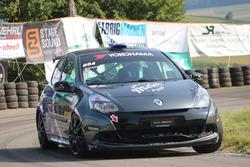 Dario Kasper, Renault Clio RS III, RCU