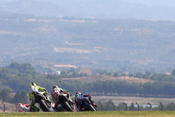 Maverick Viñales, Yamaha Factory Racing, Aleix Espargaro, Aprilia Racing Team Gresini, Alvaro Bautista, Aspar Racing Team