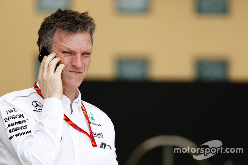 James Allison, Mercedes AMG Technical Director
