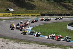 Aksi start Asia Production 250cc