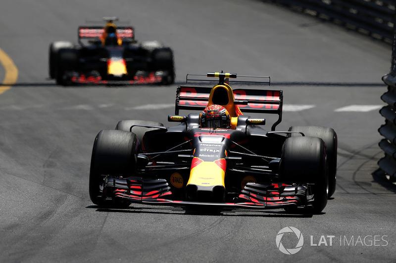 5: Макс Ферстаппен, Red Bull Racing