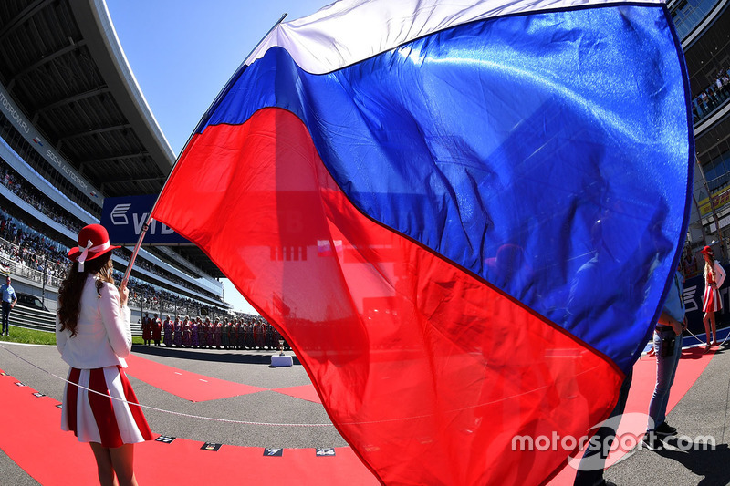 Dos Gran Premios en Rusia se llevaron a cabo a principios del siglo XX, mucho antes de la aparición de la Fórmula 1.