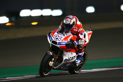 Andrea Dovizioso, Ducati Team