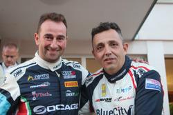 Simone Faggioli und Christian Merli