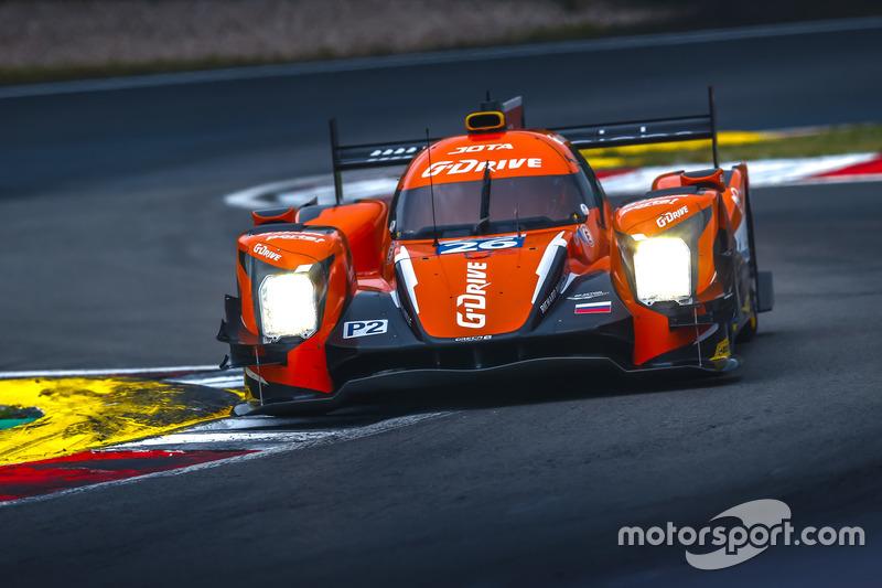 №26 G-Drive Racing Oreca 05 Nissan: Роман Русинов, Алекс Брандл, Рене Раст