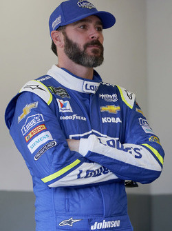Jimmie Johnson | Auto Racing