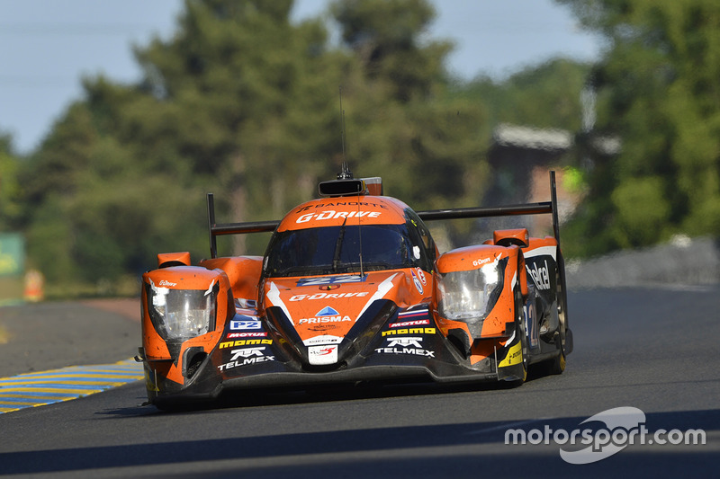17. LMP2: #22 G-Drive Racing, Oreca 07 Gibson