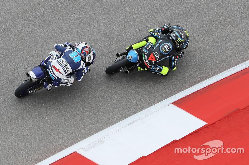 Nicolo Bulega, Sky Racing Team VR46, Jorge Martin, Del Conca Gresini Racing Moto3