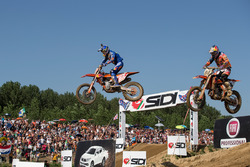 Tony Cairoli & Jeffrey Herlings KTM 450 SX-F