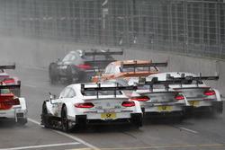 Paul Di Resta, Mercedes-AMG Team HWA, Mercedes-AMG C63 DTM, Maro Engel, Mercedes-AMG Team HWA, Merce