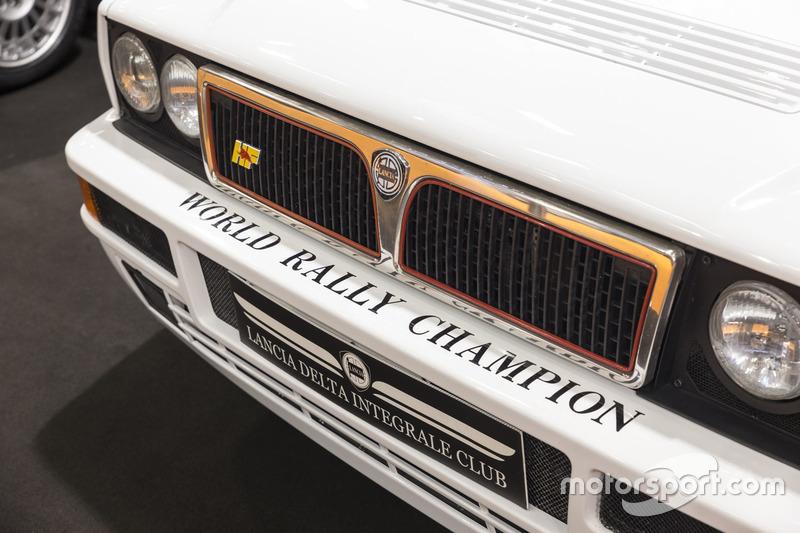 Lancia Delta Integrale Club, dettaglio