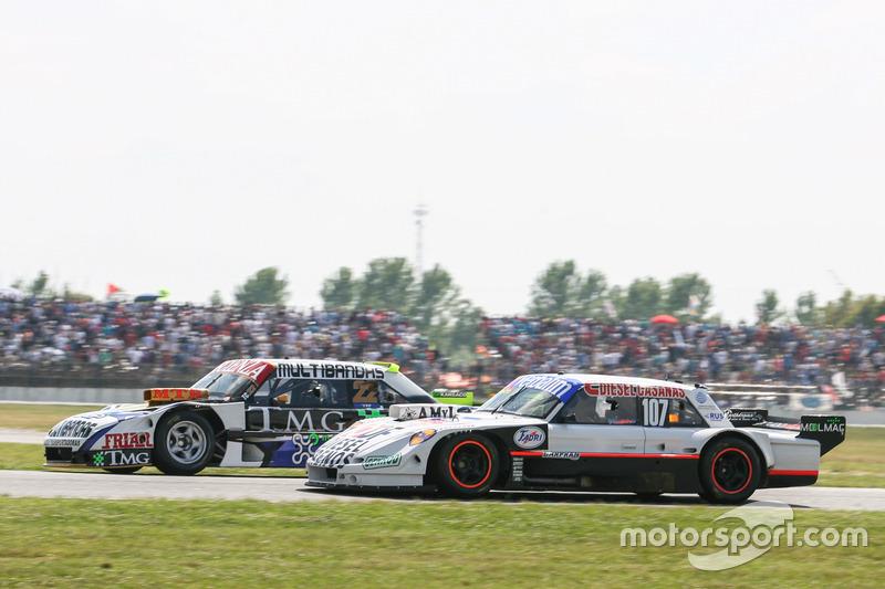 Leonel Sotro, Di Meglio Motorsport Ford, Norberto Fontana, Laboritto Jrs Torino