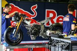 Bike: Honda CBR1000RR Fireblade SP2 vom Honda World Superbike Team