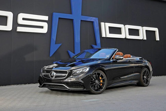 Mercedes-AMG S 63 Cabriolet Poseidon